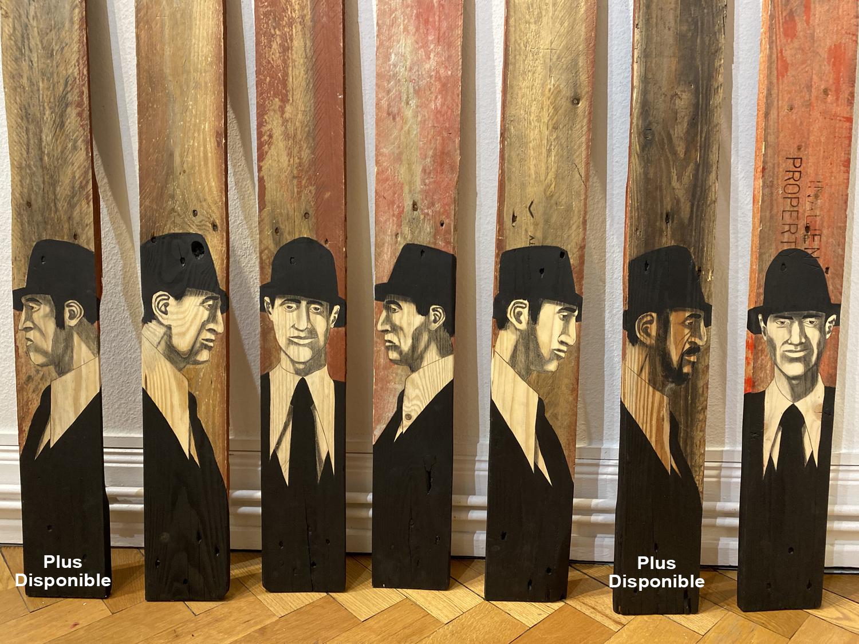 Gueule de bois - Christoff Baron - 2020