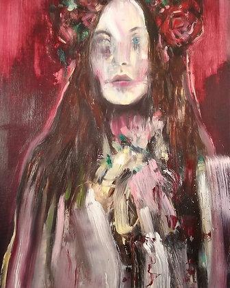 Leonardo Vargas - Portrait - 60x40 cm