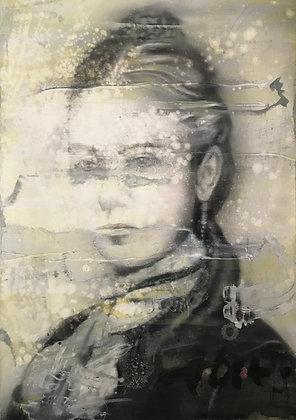 Leonardo Vargas - Daguerréotype - 100x70 cm