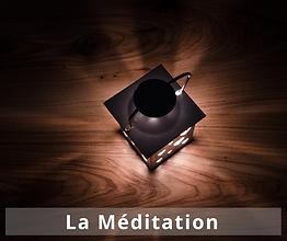 Sylvain Rouchié : La Méditation