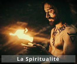 Sylvain Rouchié - La Spiritualité