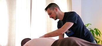 Sylvain Rouchié - Massage Californien