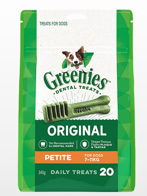 Greenies Original Petite