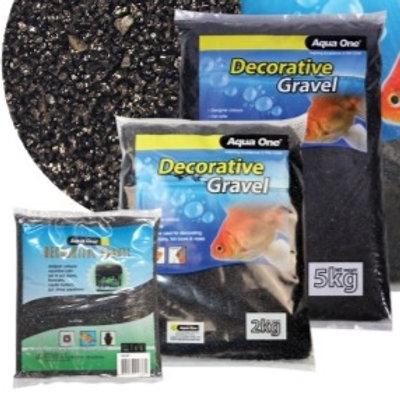 Aqua One Gravel Black