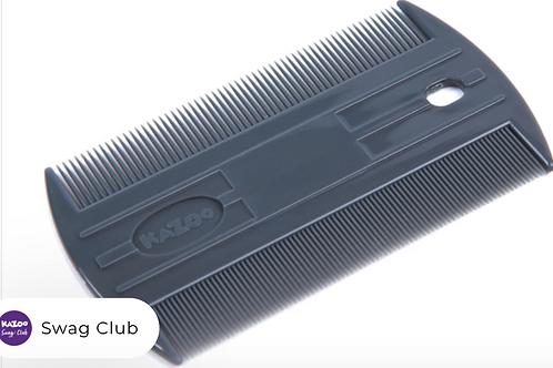 Kazoo Double Sided Flea Comb