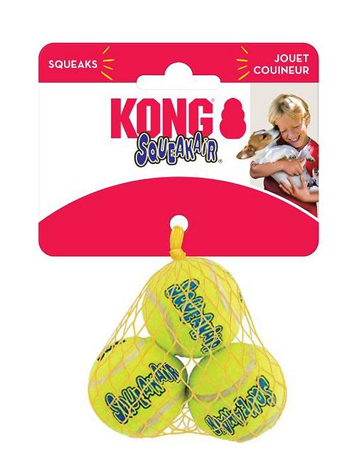 Kong Squeakair Balls x3 Set