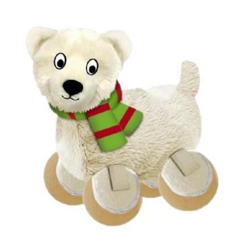 Kong Tennis Shoes Holiday Polar Bear