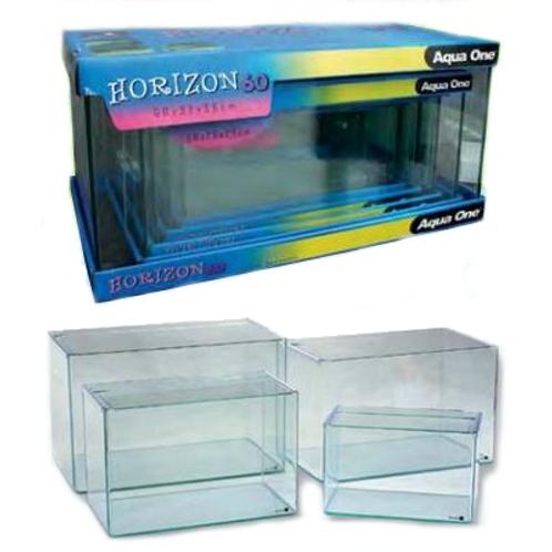 Aqua One Horizon Glass Aquarium
