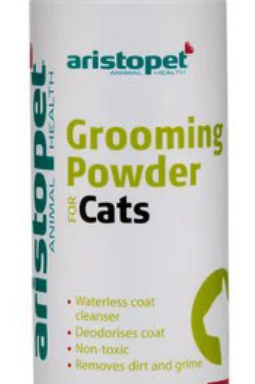 Aristopet Grooming Powder For Cats
