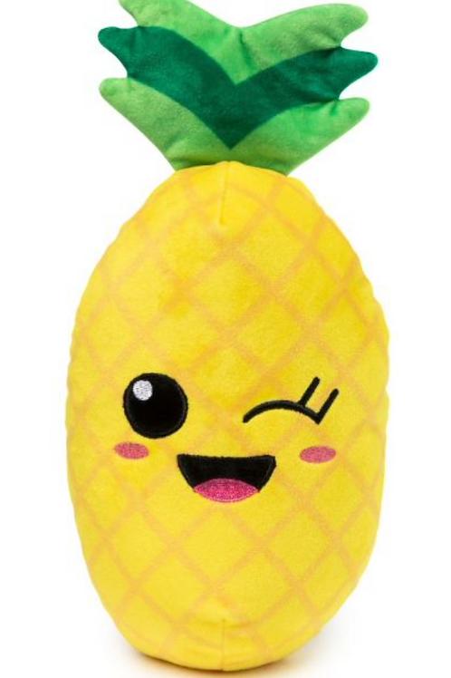 Fuzzyard Plush Dog Toy Winky Pineapple