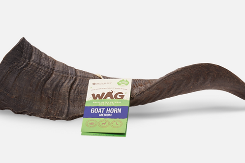 Wag Goat Horn