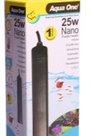 Aqua One Nano 25w Heater