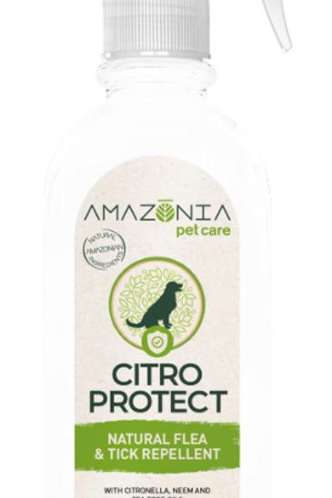 Amazonia Citro Protect Natural Flea & Tick Repellent