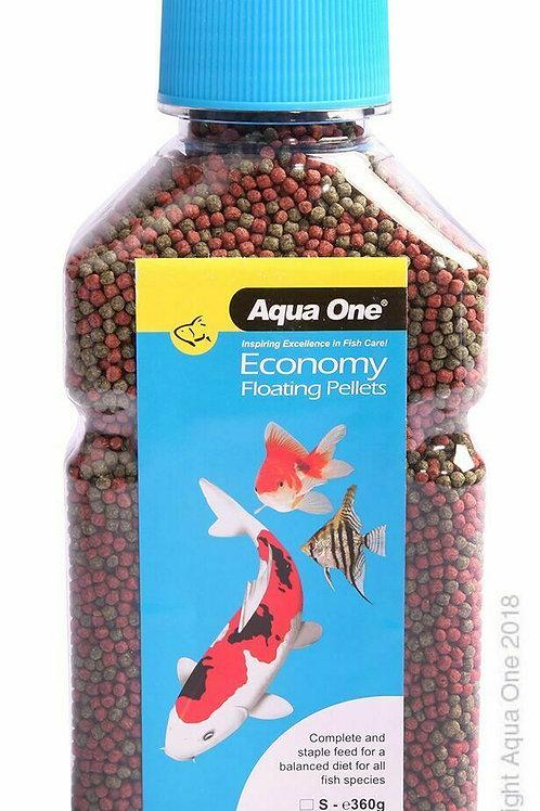 Aqua One Economy Floating Pellets 2mm