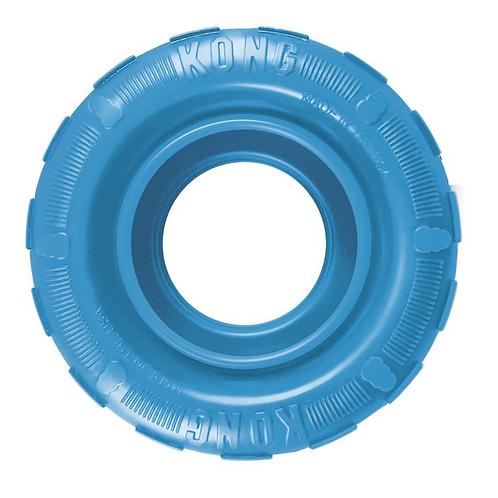 Kong Tires Natural Teething Rubber