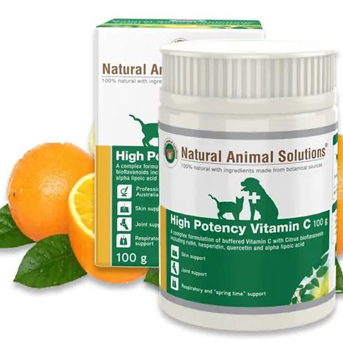 Natural Animals Solutions High Potency Vitamin C