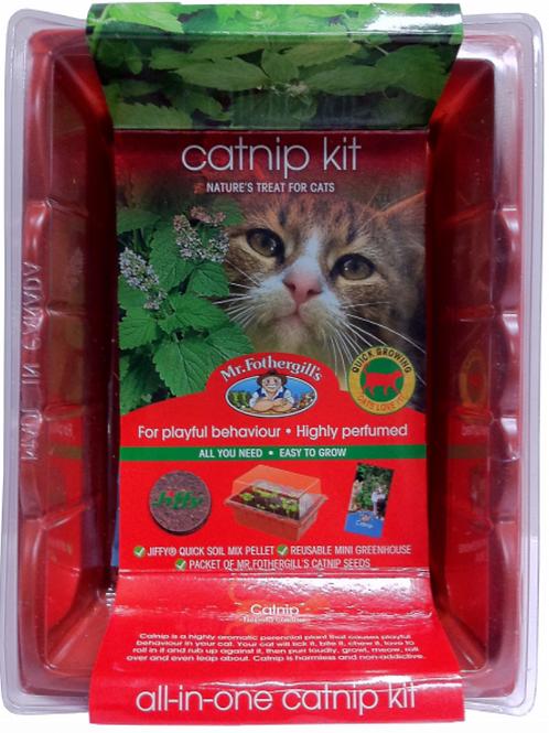 All-In-One Catnip Kit