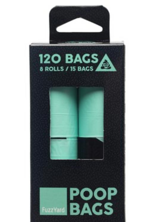 Fuzzyard 120 Poop Bag Pack