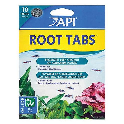 API Root Tabs