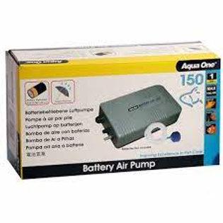 Aqua One Battery Air Pump 150