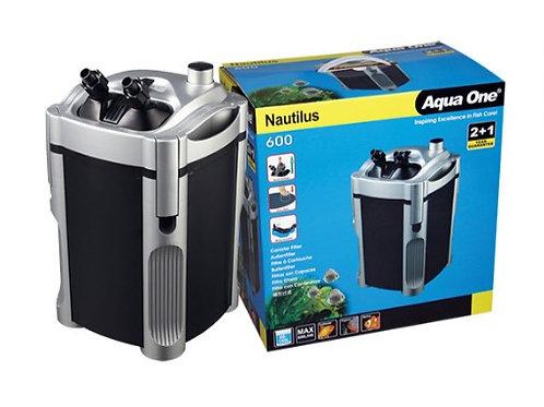 Aqua One Nautilus 600 Canister Filter