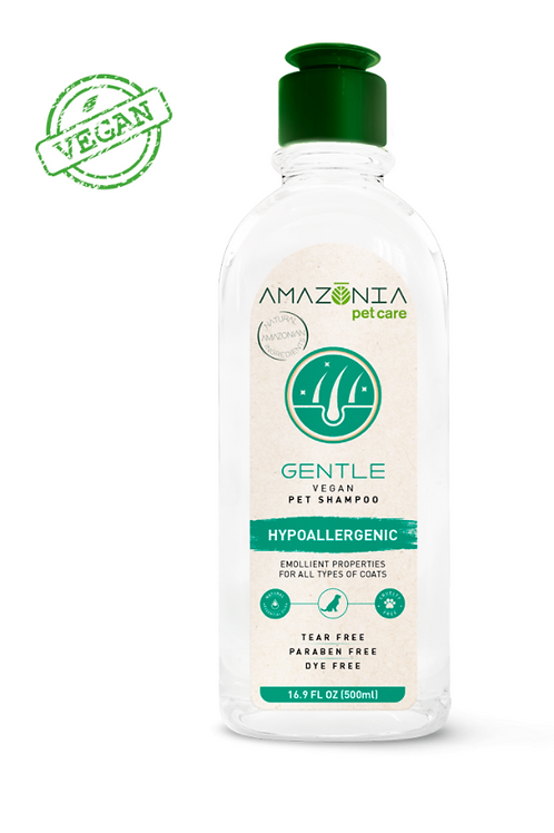 Amazonia Gentle Vegan Pet Shampoo Hypoallergenic
