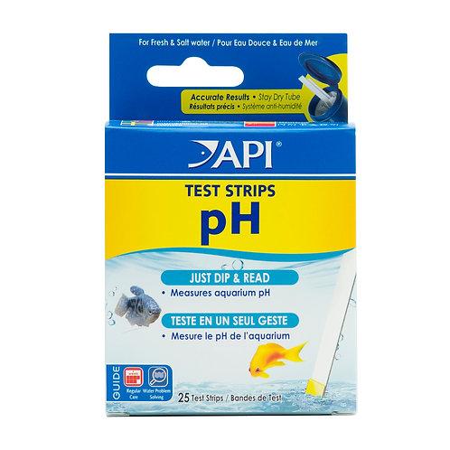 API PH Test Strips