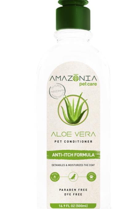 Amazonia Aloe Vera Pet Conditioner Anti-Itch Formular
