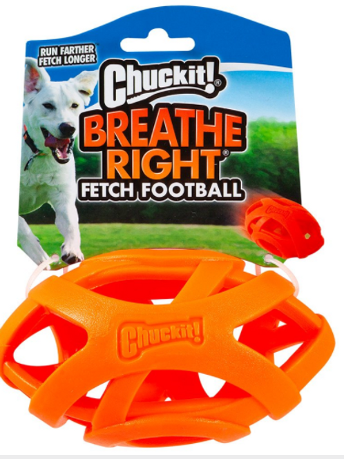Chuckit! Breathe Right Fetch Football