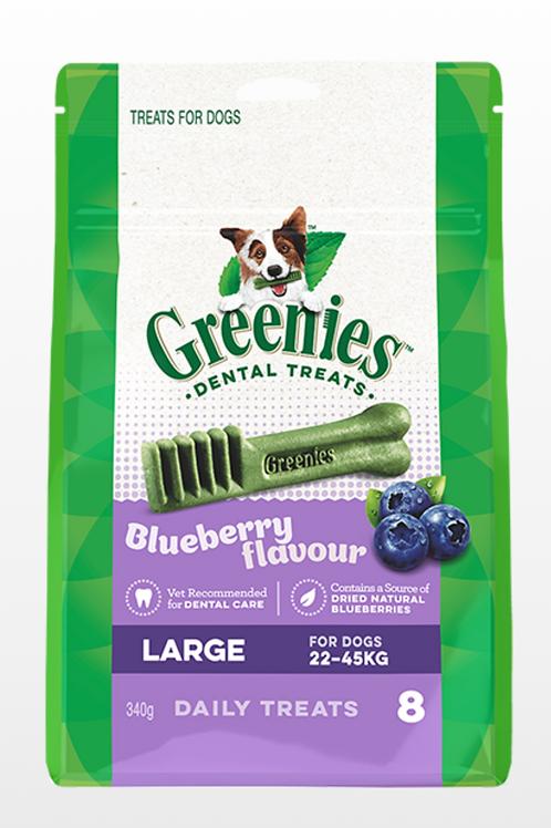 Greenies Blueberry Large