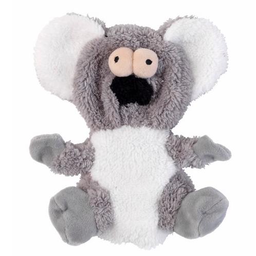 Fuzzyard Flat Out Dog Toy Kana the Koala