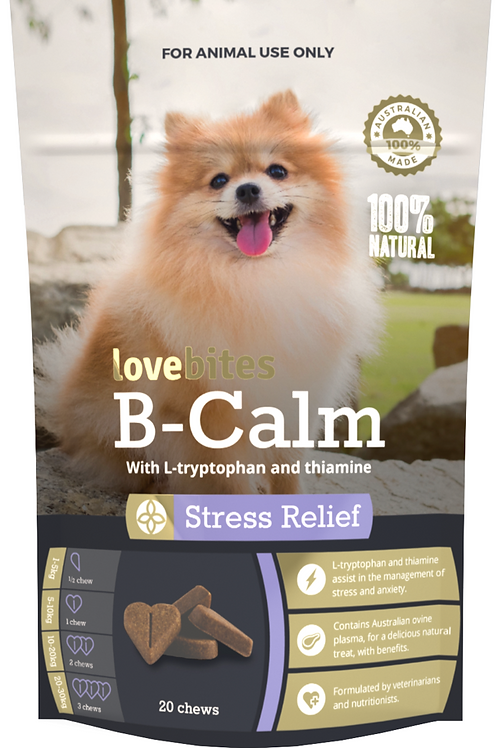 B-Calm Stress Relief Chews