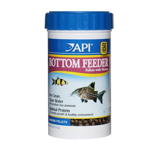 API Bottom Feeder Pellets With Shrimp