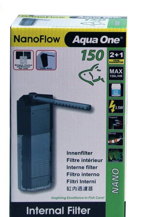 Aqua One Nano Flow Internal Filter