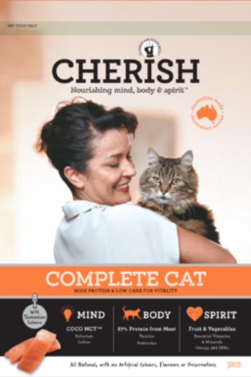 Cherish Complete Cat 3kg