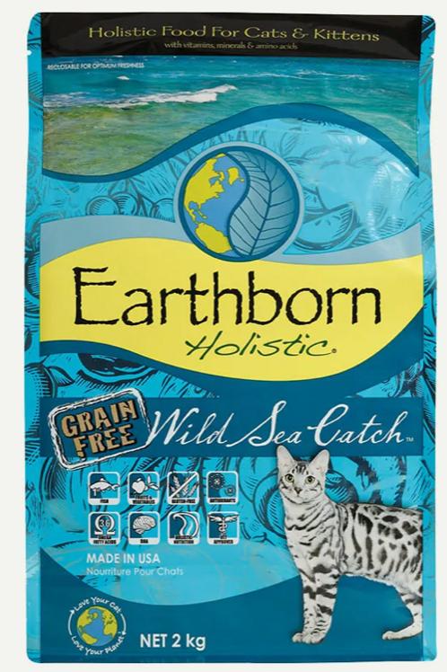 Earthborn Holistic Grain Free Wild Sea Catch