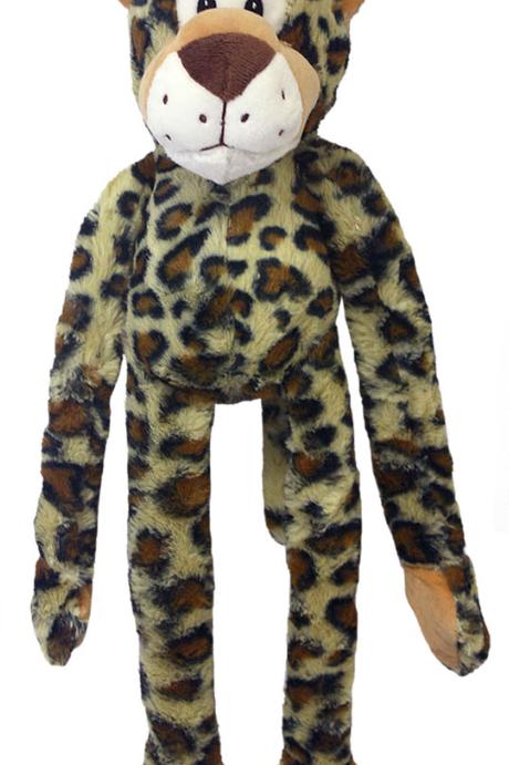 Multipet Swingin' Safari Leopard