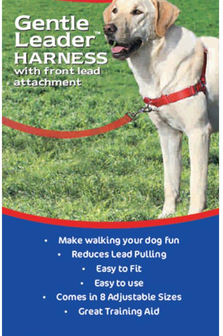 Beau Pets Gentle Leader Harness