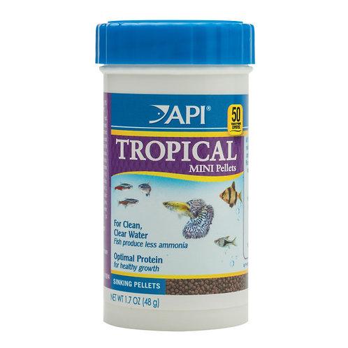 API Tropical Mini Pellets