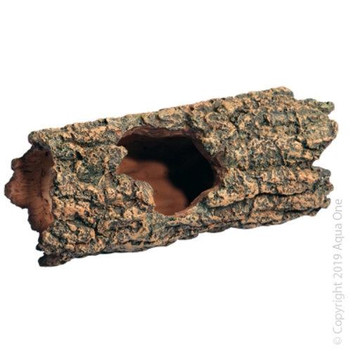 Aqua One Small Round Hollow Log