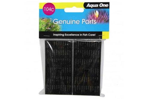 Aqua One Carbon Cartridge 104c