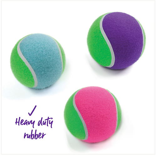 Kazoo High Bounce Tennis Ball