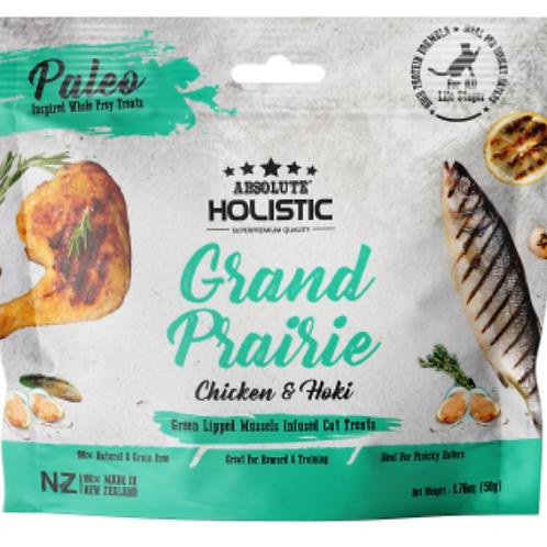 Absolute Holistic Air Dried Grand Prairie Chicken & Hoki