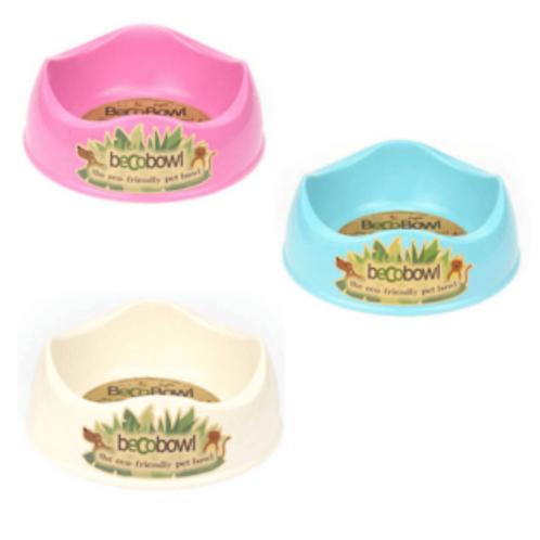 Beco Bamboo Pet Bowl