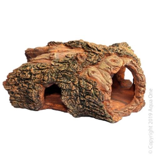 Aqua One Hollow Log
