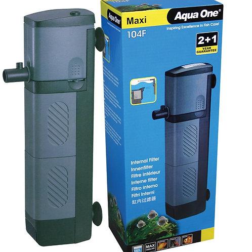 Aqua One Maxi Internal Filter 104F