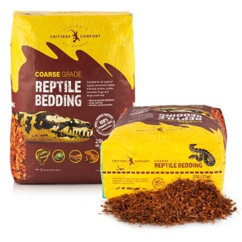 Critters Comfort Coarse Grade Reptile Bedding