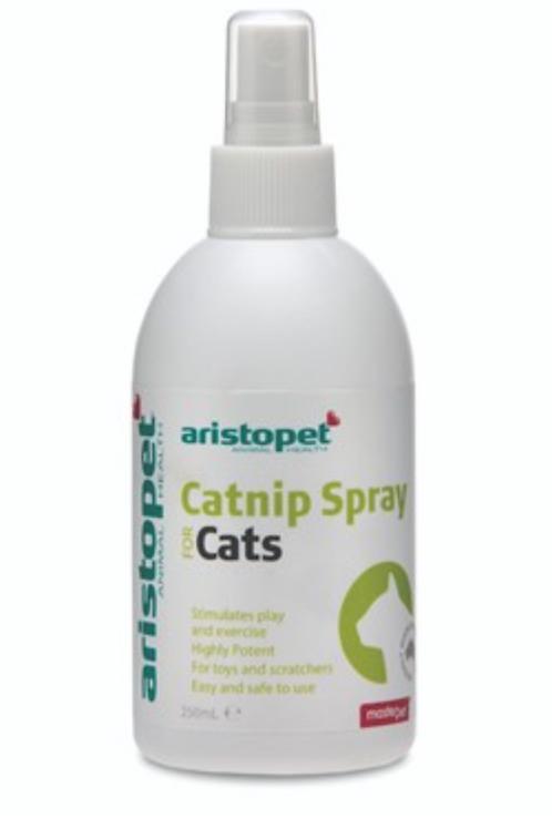 Aristopet Catnip Spray For Cats