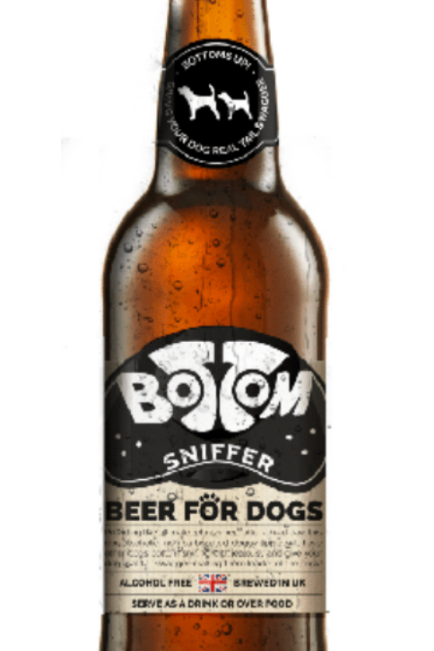 Bottom Sniffer Beer For Dogs & Cats