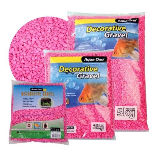 Aqua One Gravel Pink